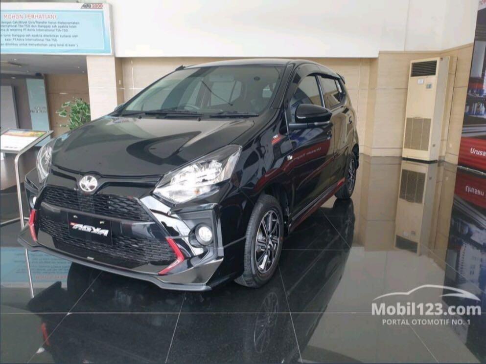 Toyota Agya G MT TRD Sportivo Tahun 2020