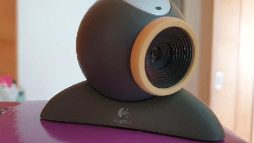 羅技webcam