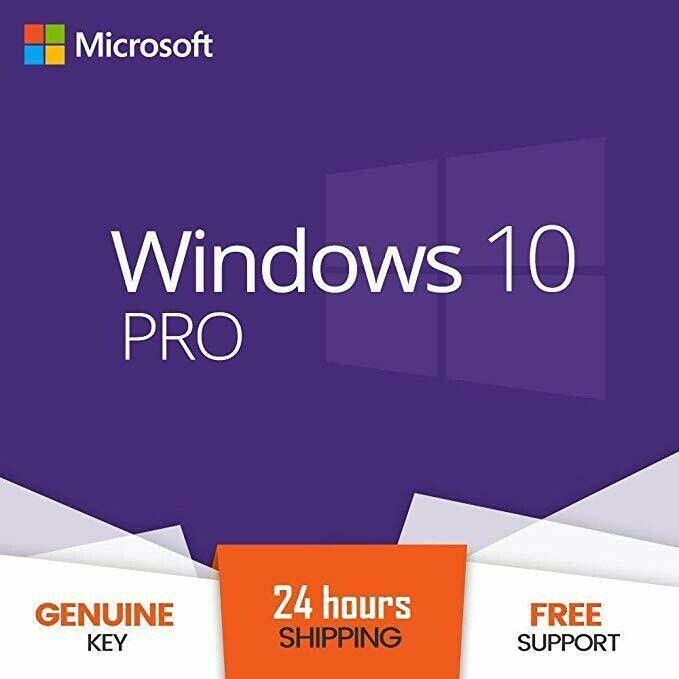 Windows 10 Pro 32/64 Bit Product Key , email Delivery