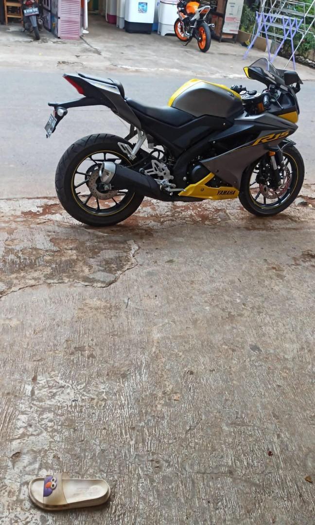 Yamaha R15 V3 Low km