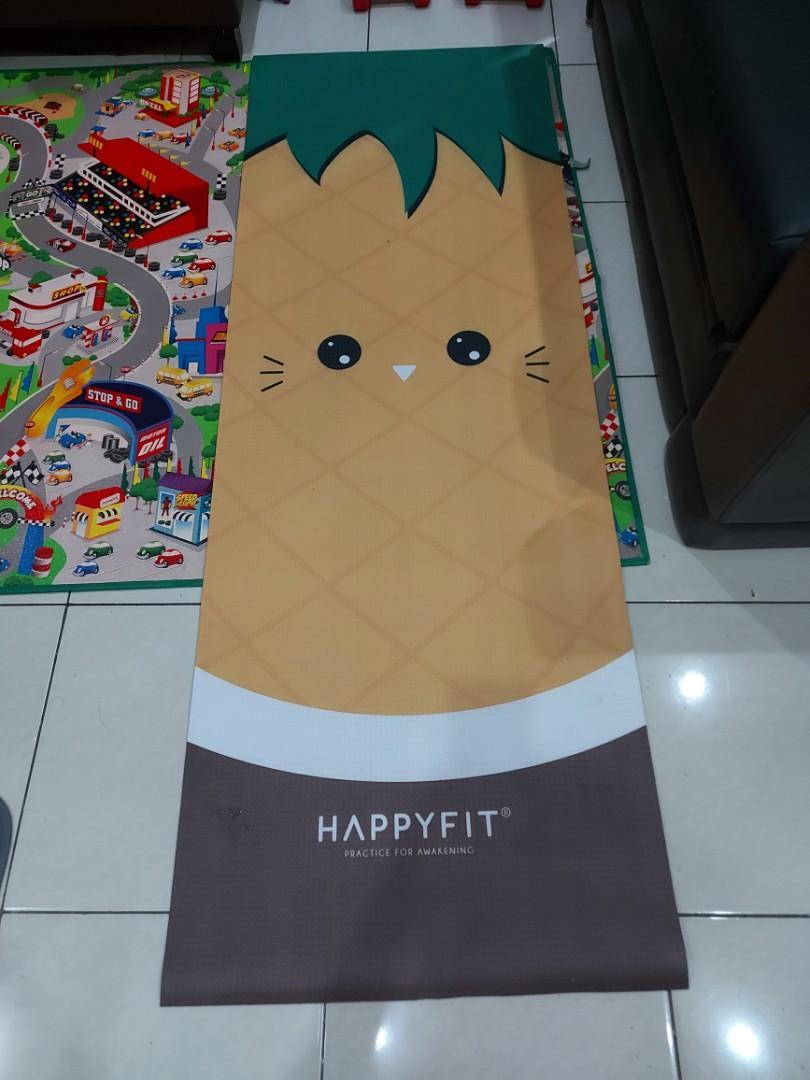Yoga Mat Happyfit