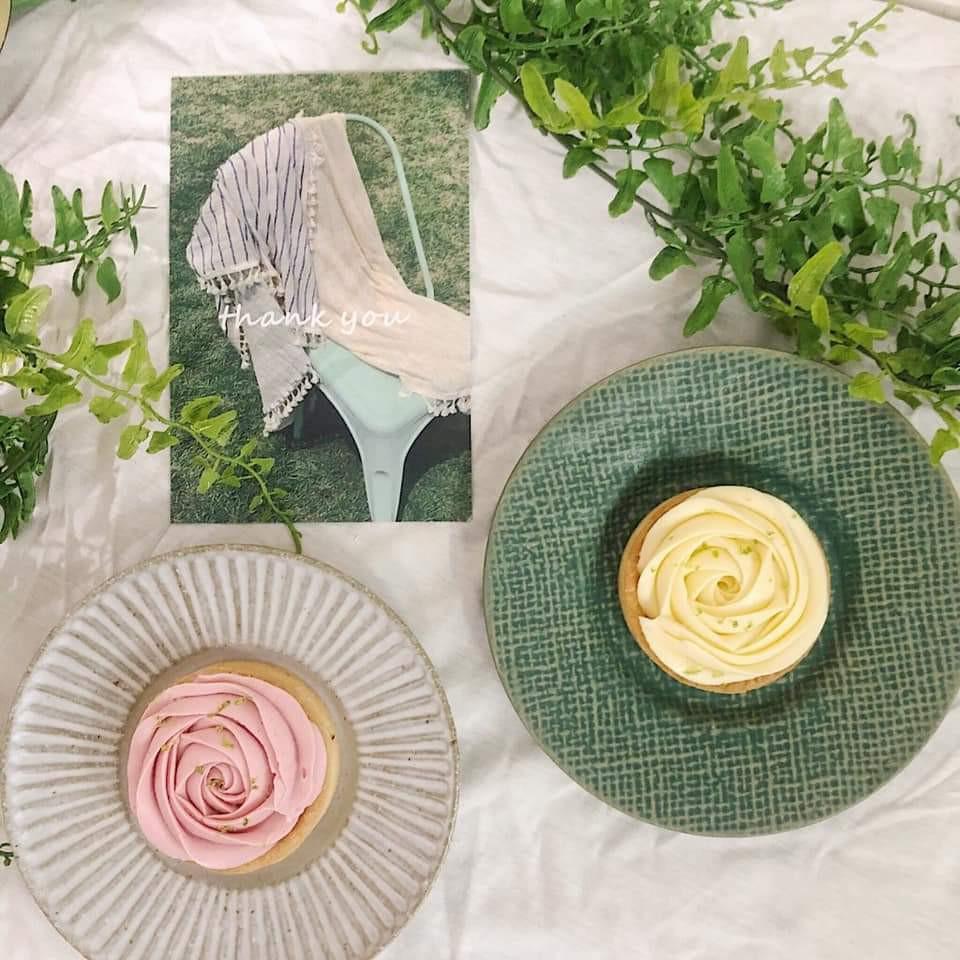 【白芷北歐雜貨🐦】🌻預購🌻舊時光磨砂紋路甜點盤