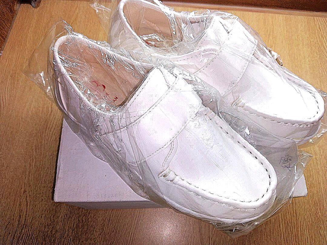 全新護士鞋