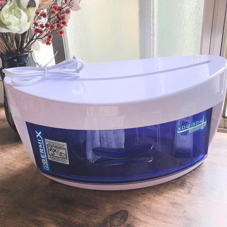 臭氧紫外線消毒箱 美甲美容消毒箱
