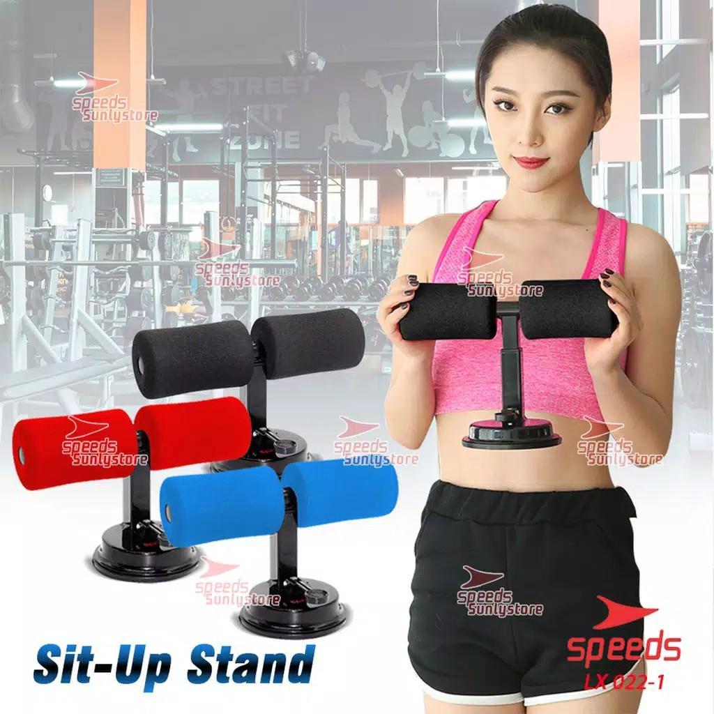 Alat bantu  sit up  pertable penahan kaki sit up stand Home Fitness speeds