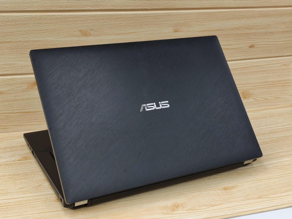 ASUS 14吋 i5 8G 240G SSD P45VJ Win10二手 效能筆電 三代CPU便宜ACER HP 獨顯