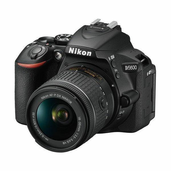 Bisa Di Cicil Nikon D5600 DSLR Camera with 18-55mm