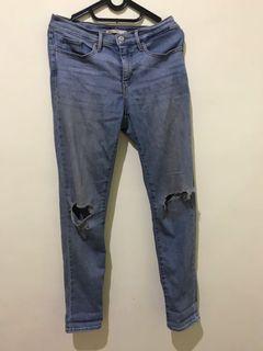 Celana jeans levis original