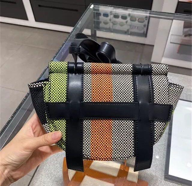 Charles and Keith Caged Crossbody