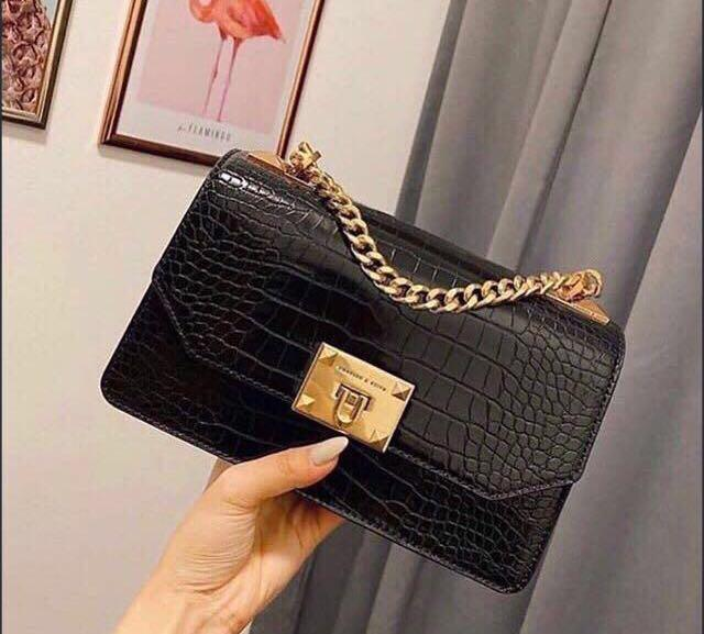 Charles and Keith Croc Effect