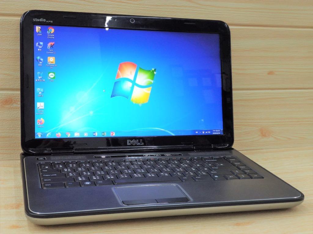 Dell 14吋 i7 4G 120G SSD L401x Win7 10二手 獨顯效能筆電 CPU ACER ASUS