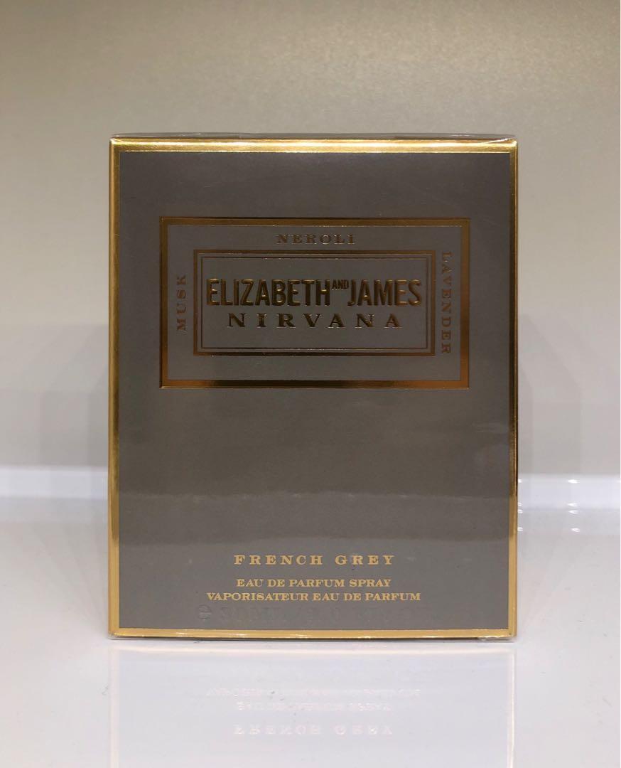 ELIZABETH AND JAMES - Nirvana French Grey eau de parfum spray
