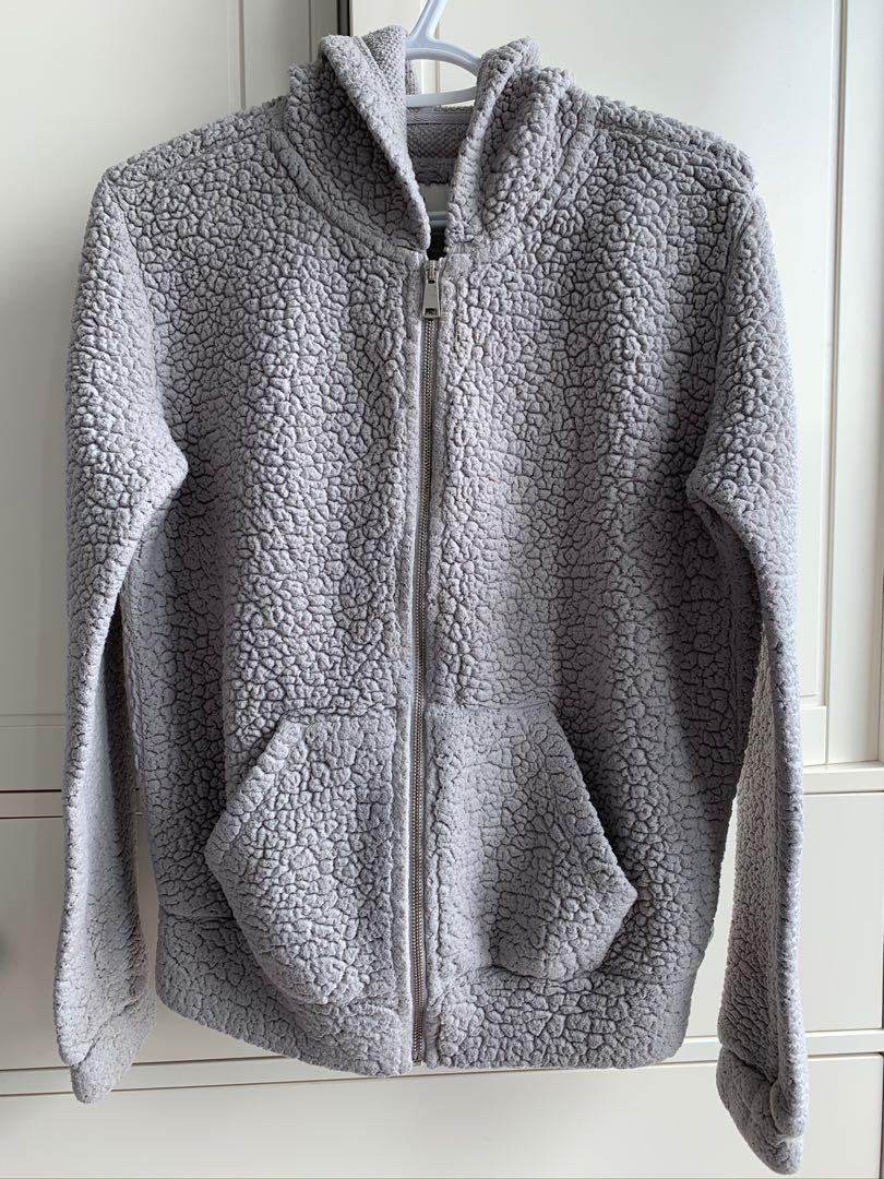 Forever 21 Sweater with Hood - Medium