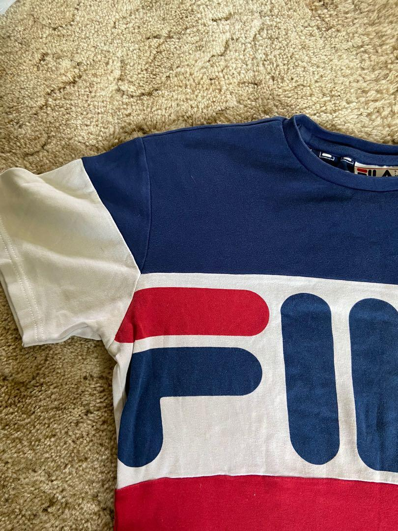 From fila size small
