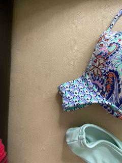 From Victoria secret size 34a bottoms small
