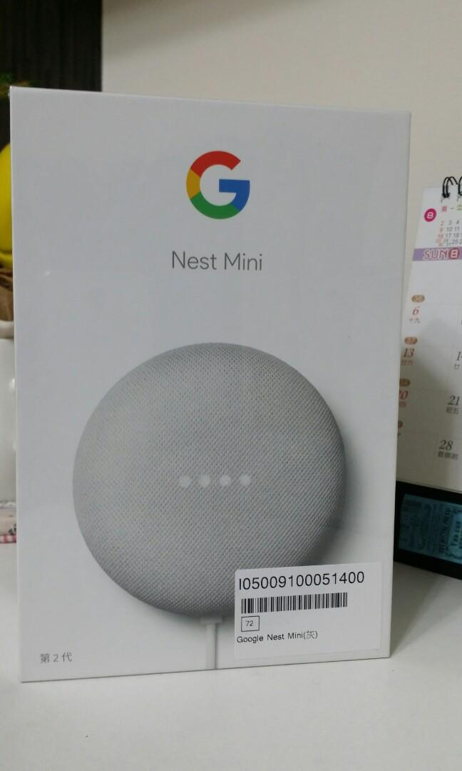 Google Nest Mini(灰)