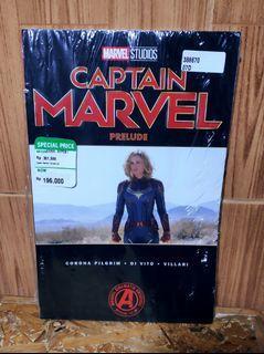 Graphic Novel Captain Marvel Prelude
