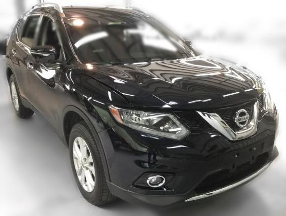 Jc car Nissan X-Trail 2017年 2.0L 玩美影音版 環景 影音 已認證 實價刊登 限時出售