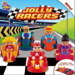 Jollibee Jolly Racers