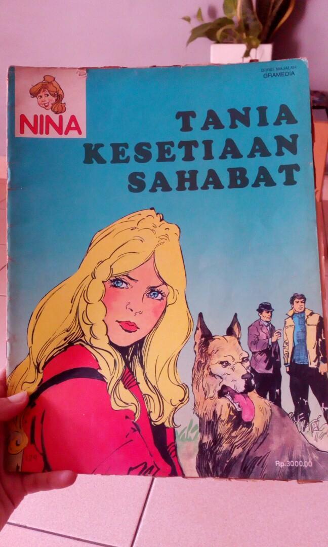 Komik Nina