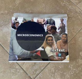 Microeconomics  FlexText (Pearson)
