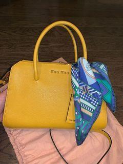 Miu Miu bag Designer Authentic