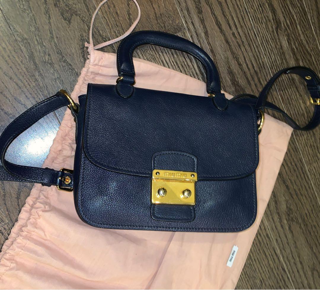 Miu Miu Designer Handbag