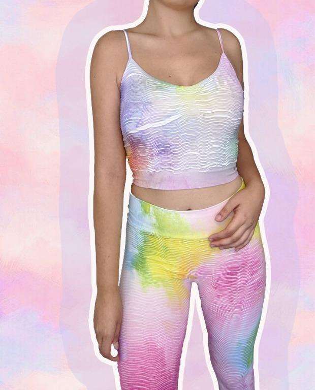 Rainbow Work-Out Set+ Free Mask