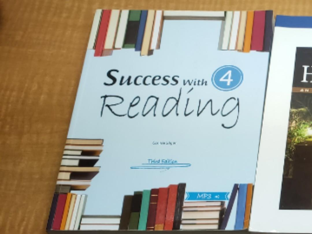 Success with Reading 4
