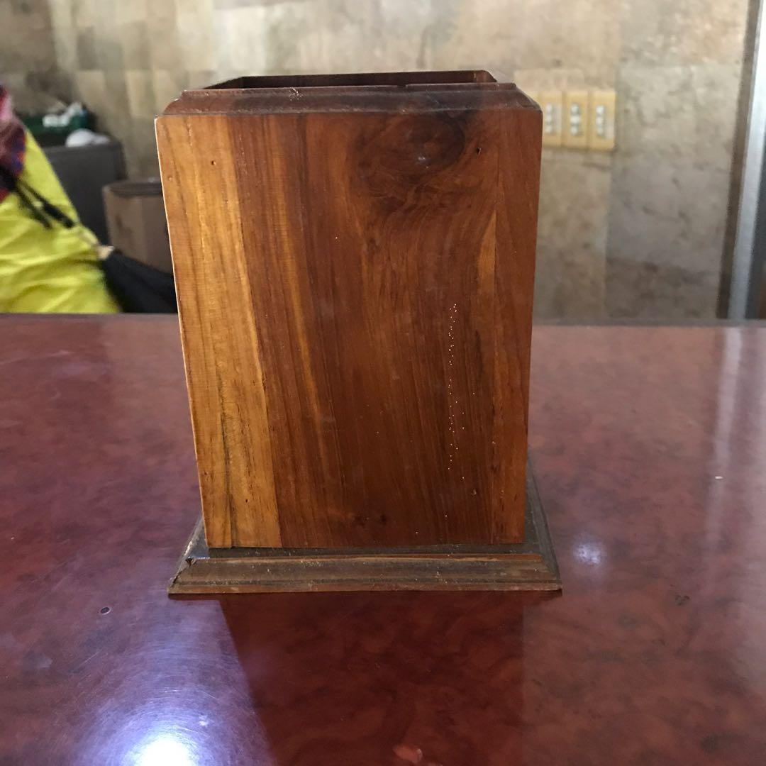 tempat sendok kayu jati asli