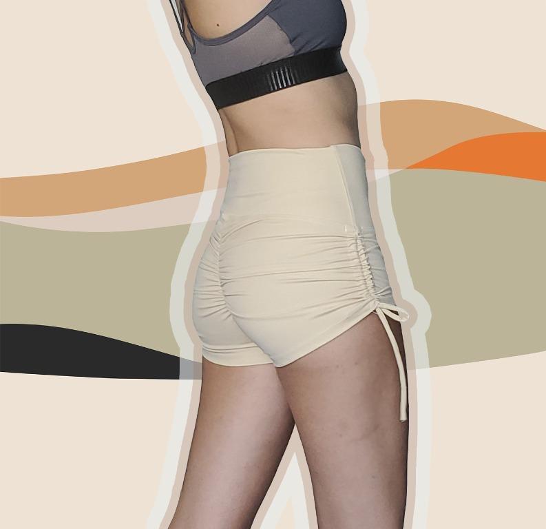 Ultra Cute Vanilla Shorts