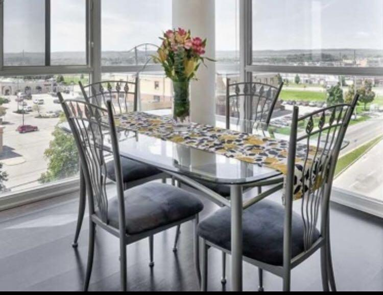 8 piece dining set
