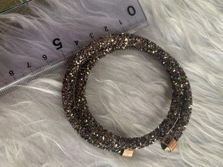 絕對正品,施華洛世奇水晶 手環