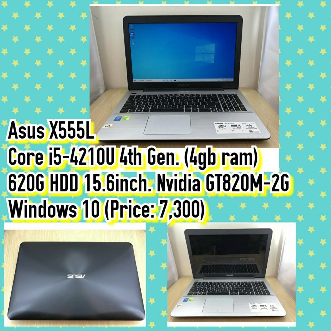 Asus X555L Core i5