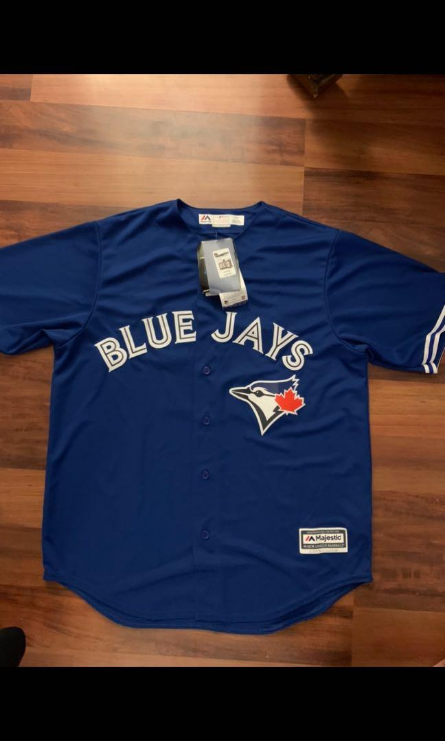 Bluejays Jerseys Authentic Majestic - New with tags
