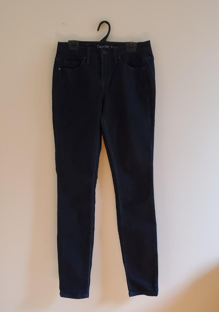 Calvin Klein curvy skinny jeans