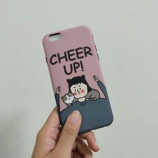 CHEEPUP女孩英文手機殼iPhone 6s