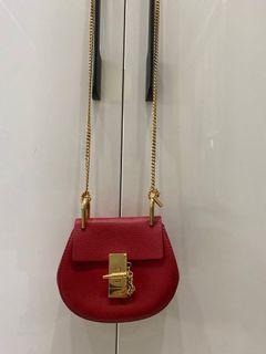 Chloe紅色小包