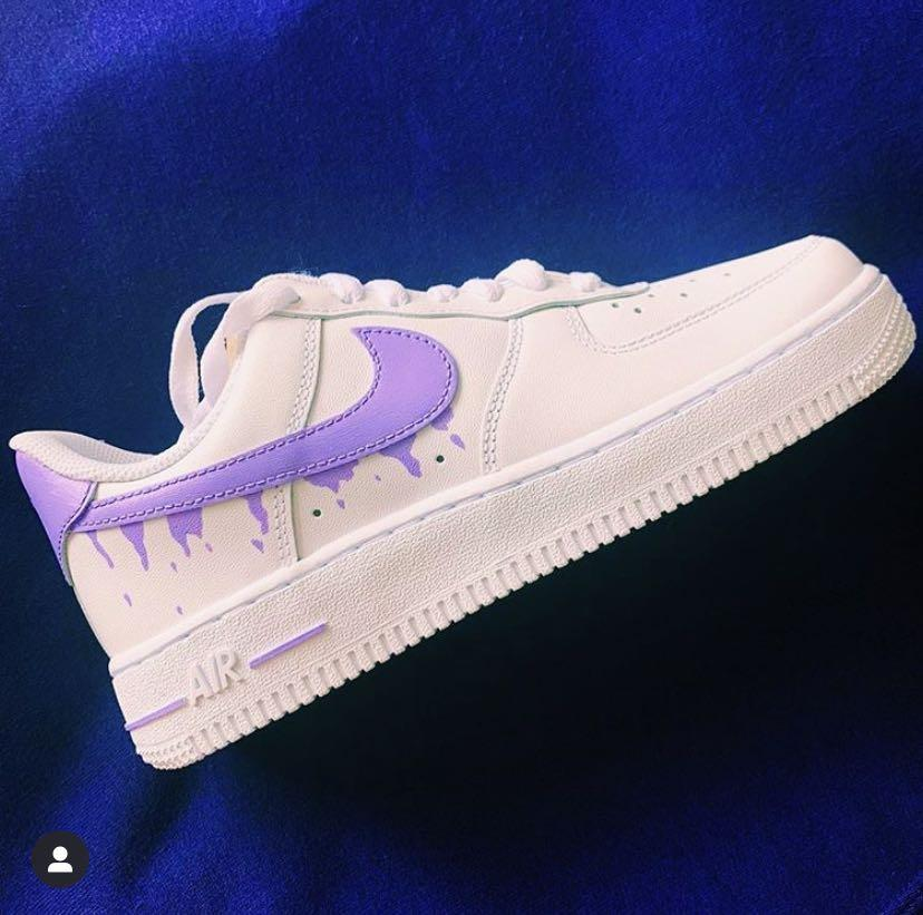 CUSTOM DRIP AF1 (ANY COLOUR, ANY SIZE)