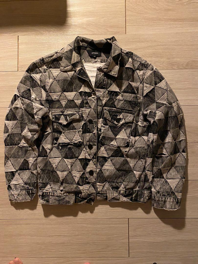 Dycteam破壞外套(9成新)