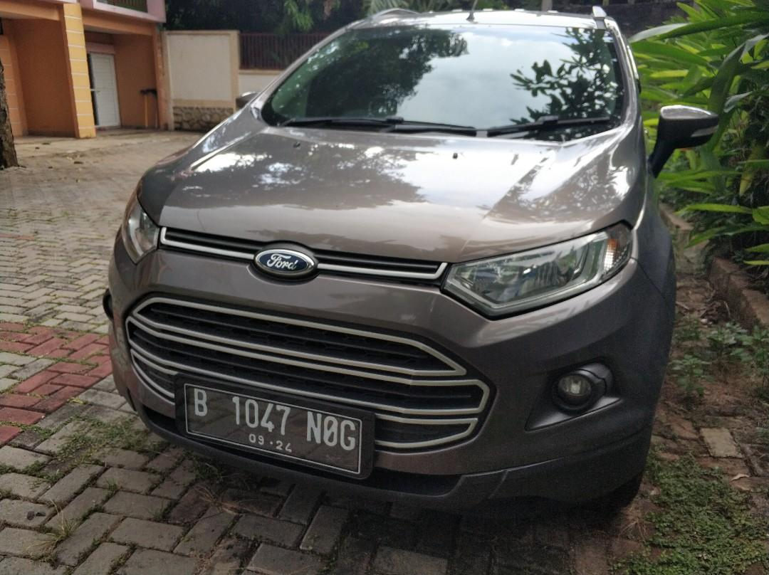 Ford EcoSport Trend AT 2014