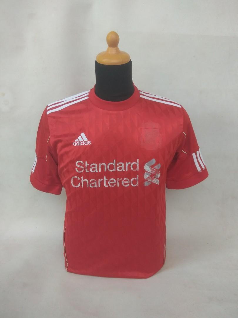 Jersey Liverpool Home 2012 Original adidas Jersey Suarez