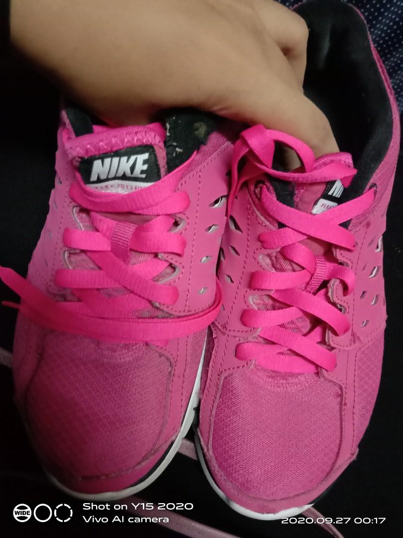 Kasut Nike Flex 2013 Run Pink, Women's