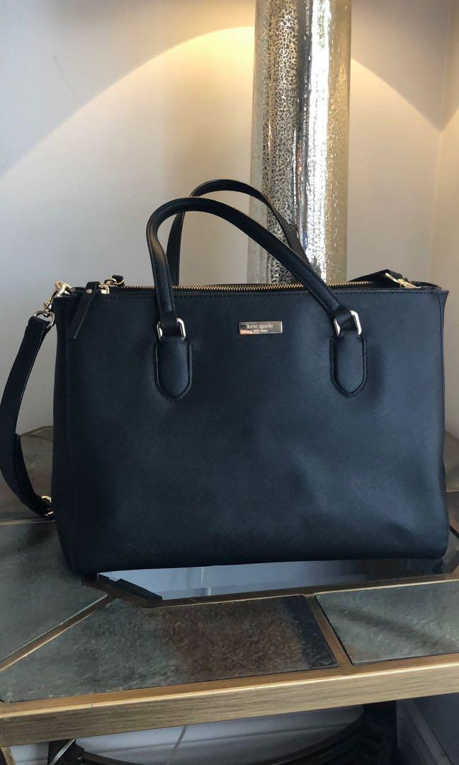 Kate Spade Double zip work Tote