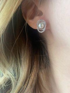 Kilakila 珍珠設計款 耳環