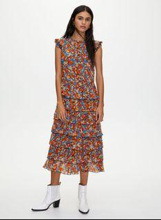 Little moon rarity dress aritzia XXS