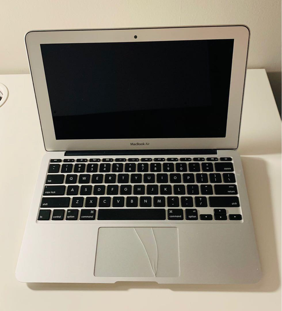 MacBook Air 11-inch, 2016 (Trackpad works)