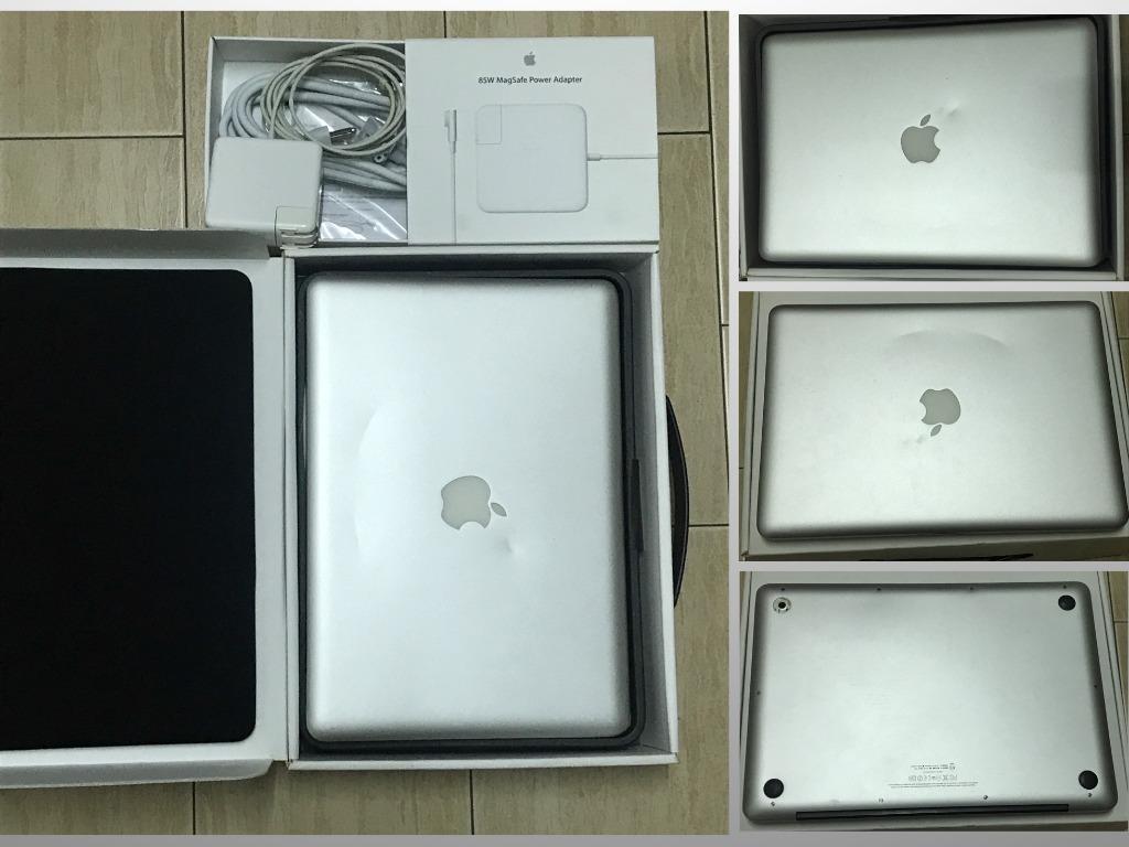 "Macbook Pro 2011 Early 13"""