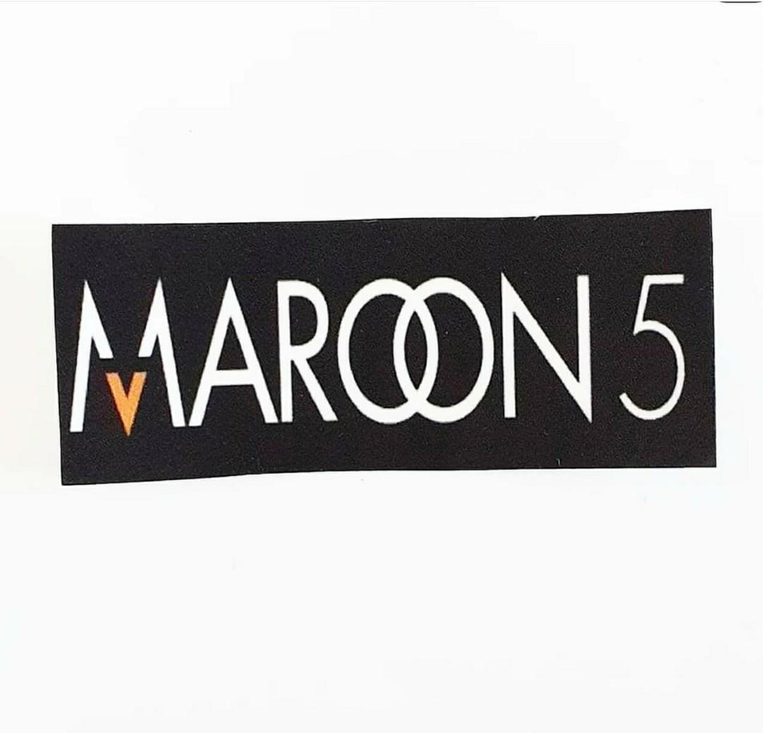 Maroon 5 sticker tumblr