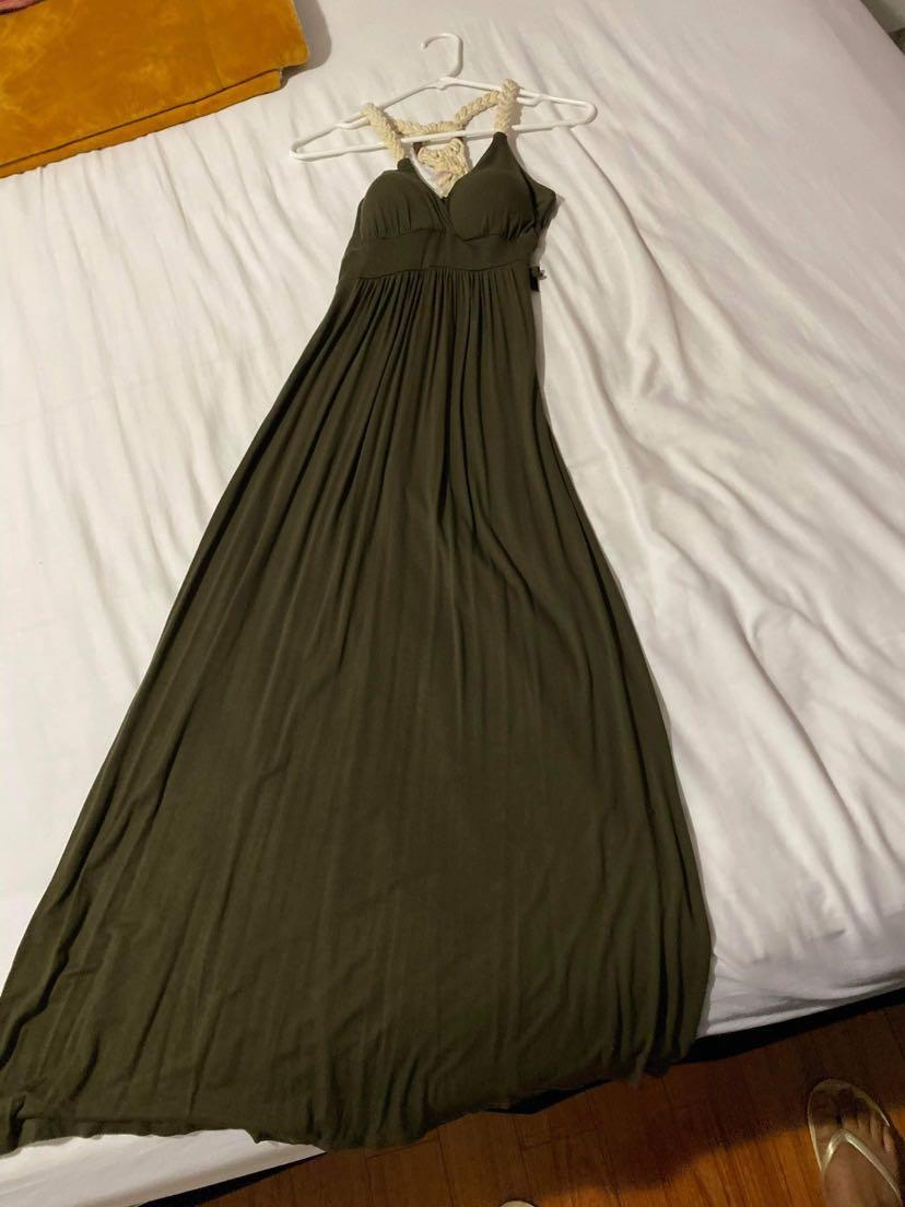 Maxi dress S